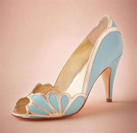 wedding pumps blue wedding shoes 2016 vintage bridal
