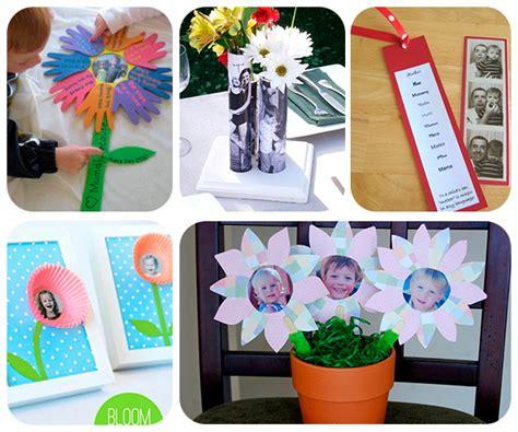 manualidades para regalar a nios del nivel inicial 5 regalos del d 237 a de la madre con fotos pequeocio