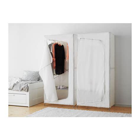 ikea fabric wardrobe breim wardrobe white 80x55x180 cm ikea