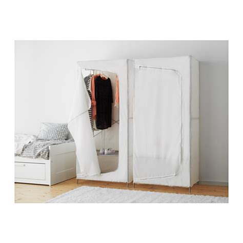 Breim Wardrobe by Breim Wardrobe White 80x55x180 Cm