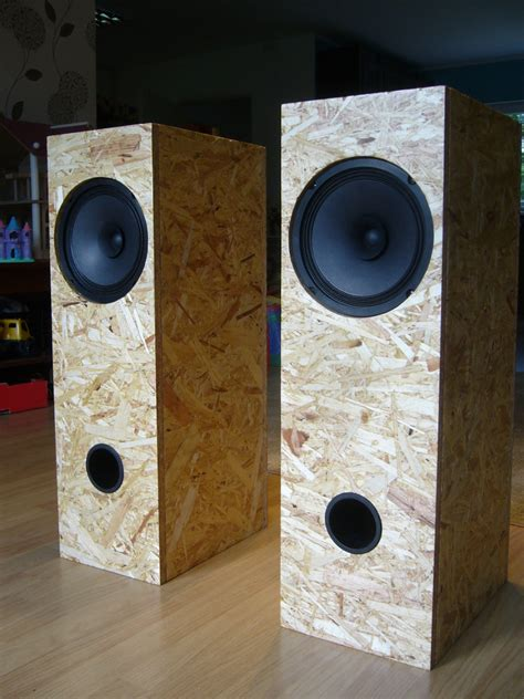 home made speaker box design house style ideas