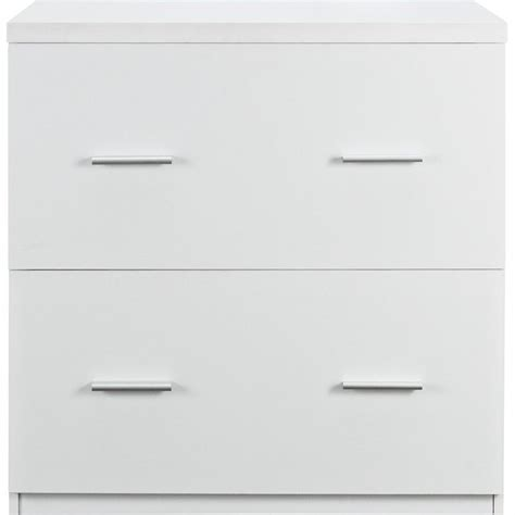 2 drawer lateral file cabinet white 2 drawer lateral file cabinet in white 9532196