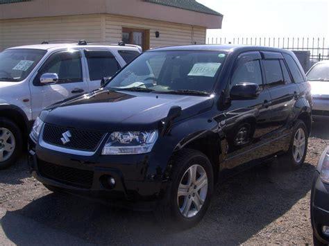 2007 Suzuki Escudo 2007 Suzuki Escudo Pictures 2 0l Gasoline Manual For Sale