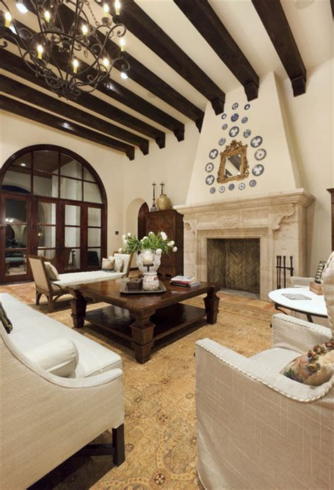 mediterranean living rooms lake conroe spanish mediterranean living room austin