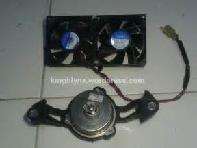 Kipas Radiator Yamaha kipas radiator alternatif untuk yamaha nvl kmph lynx