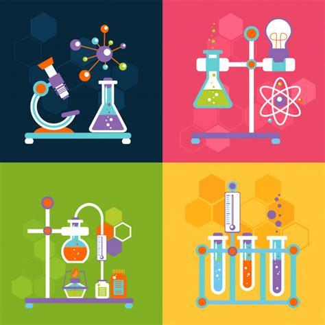 figuras geometricas quimica conceptos de dise 241 o de qu 237 mica descargar vectores gratis