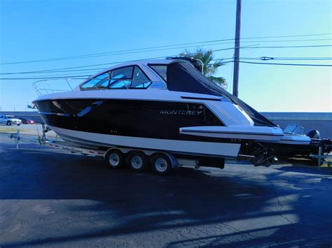 monterey boats for sale in uk monterey motor yacht boats for sale boats