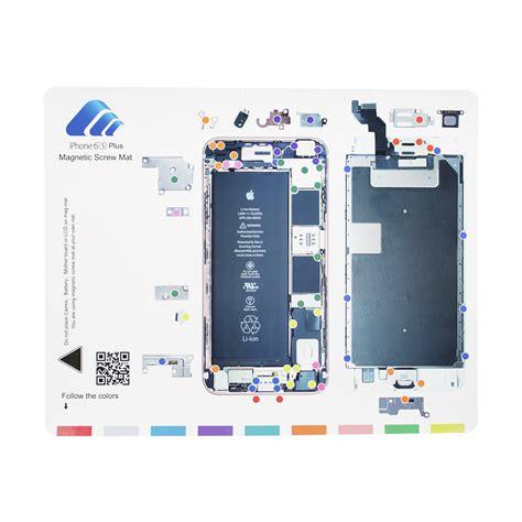 Magnetic Mat Iphone 6s iphone 6s plus magnetic mat fixez