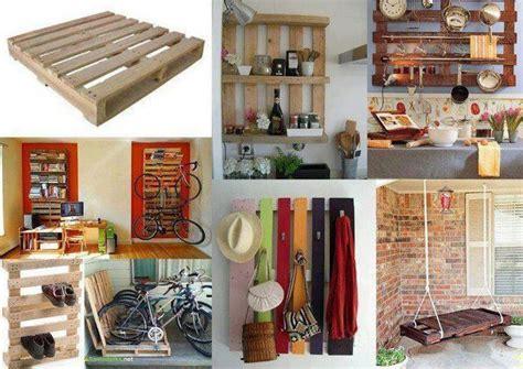 ideas para decorar mi casa con reciclaje cajas de palets para hacer un original armario en casa
