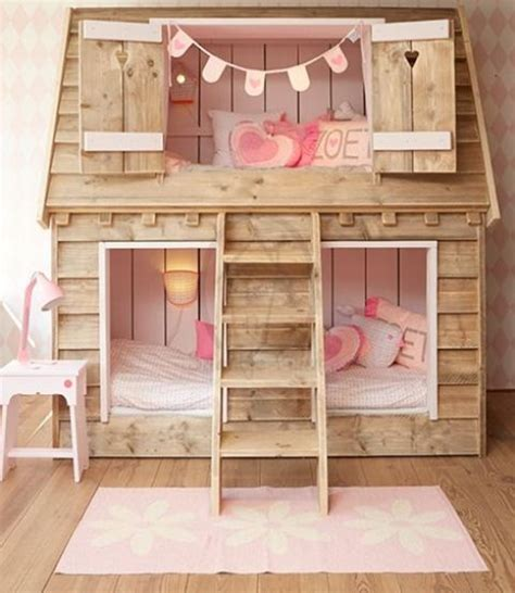 cute girl bunk beds 23 cutest and comfiest beds for little girls shelterness