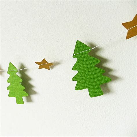 tree paper garland 28 images tree paper garland 28