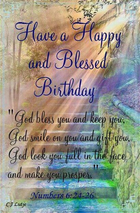 Happy Birthday God Bless You Quotes Best 25 Birthday Blessings Ideas On Pinterest Birthday