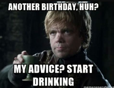 Game Of Thrones Happy Birthday Meme - 17 best images about birthday memes on pinterest funny