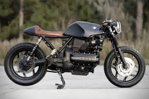 Cafe Racer Bmw Bmw K100rs Cafe Racer By Hageman Motorcycles Hiconsumption
