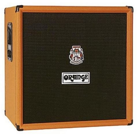 Orange Bass Cabinet by Orange Obc410 Cabinet Bass Cabinet Orange