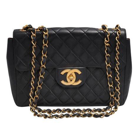 edredon gucci chanel black quilted 2 55 jumbo bag my style estilo