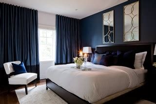 schlafzimmer layout tool lockhart bedroom with navy walls transitional