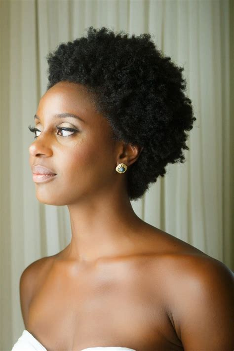 styling your afro hair styling your twa or short hair for your wedding day