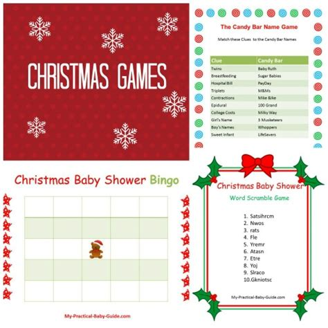 free printable baby shower games my practical baby