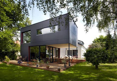 Moderner Anbau An Altes Haus 4956 by Moderner Anbau Eines Einfamilienhauses Bausparkasse