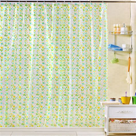Colorful Shower Curtains Modern Colorful Bathroom Shower Curtains