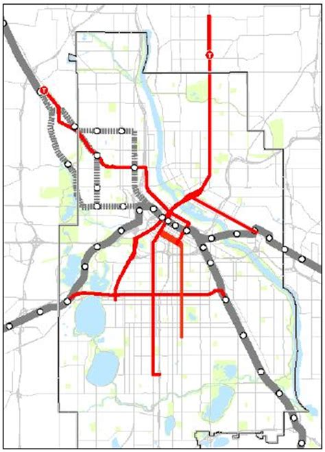 minneapolis light rail map light rail now newslog light rail transit news