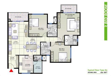 prestige shantiniketan floor plan 3 bhk apartment flat resale whitefield prestige shantiniketan