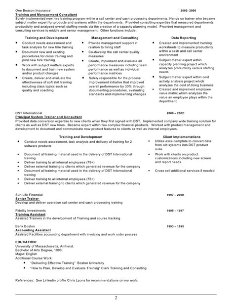 subject matter expert resume best exle resumes ideas