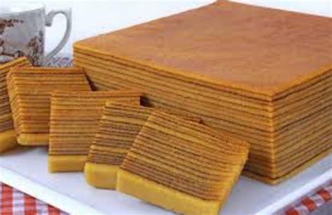 cara membuat kue bolu lapis nanas resep cara membuat kue lapis legit surabaya mudah dan enak