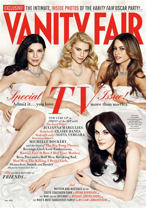 Www Vanity Fair by Cele Bitchy Vanity Fair S The Of Television Issue Features Mostly Pretty