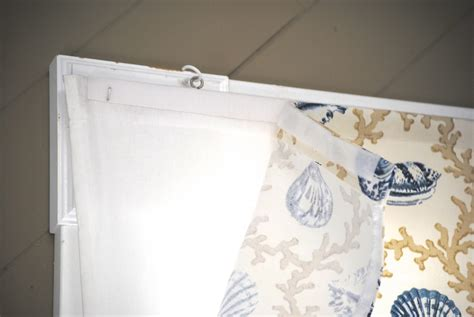 diy valance curtains quick easy valances 15 minute decor day 4 making