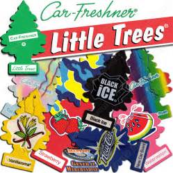 Car Air Freshener In Trees Car Air Fresheners Classic Nature Hanging