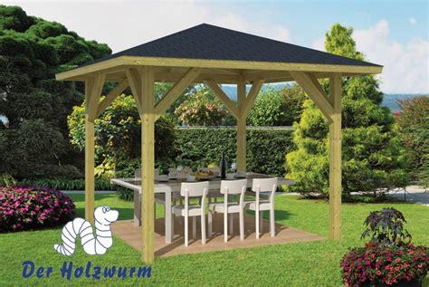 gartenpavillon aus holz - Holz Pavillon 4x3