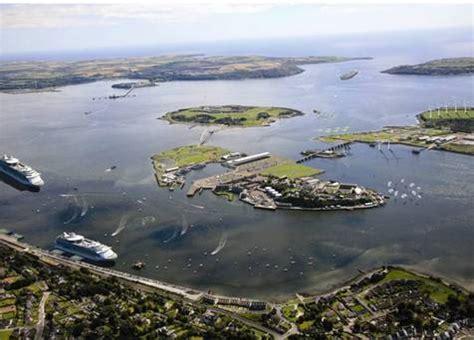 boat harbour club cinema cork harbour spike island