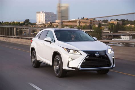 new lexus rx 2017 2017 lexus rx 350 review autoguide com news