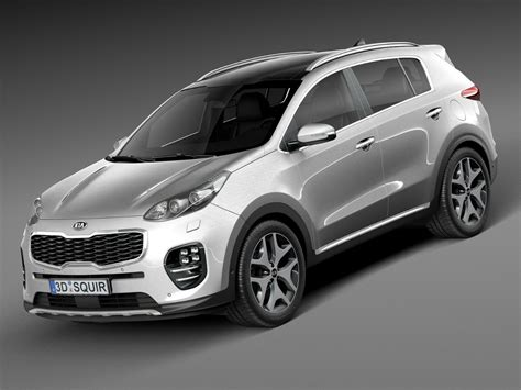 Kia Sportage Designer 2016 Kia Sportage With New Design Inspirationseek