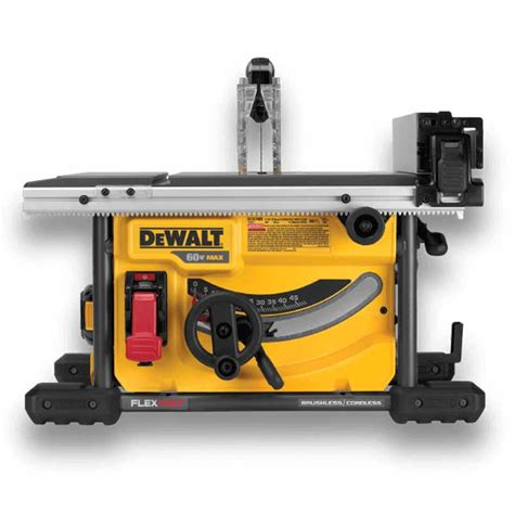 Dewalt Table Saw by Dewalt Power Tool Reviews Ratedtoolbox