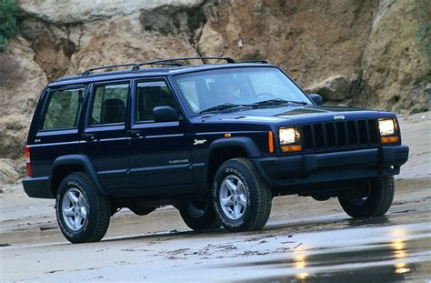 Jeep Xj 2 5 Jeep Sport 2 5 Td Photos And Comments Www
