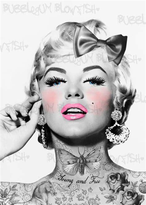 marilyn monroe art marilyn monroe pink pop art art pop art pinterest