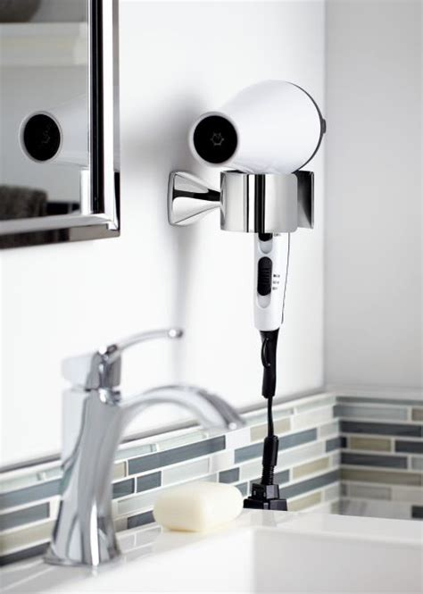Hair Dryer In Bathtub voss chrome one handle high arc bathroom faucet 6903 moen