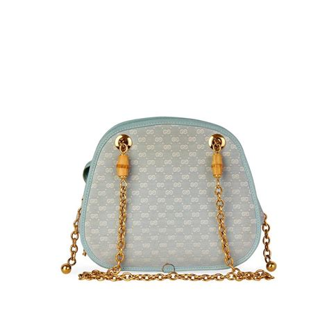 Promo Gucci Bambo 296 gucci vintage bamboo crossbody bag blue luxity
