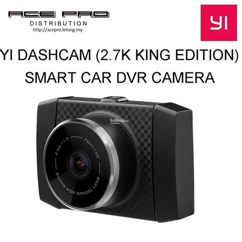 Paket Cctv Xiaomi Smart International Version Sandisk 32gb Tanpa Dvr xiaoyi yi car dvr 2 7k king edition end 8 4 2018 5 15 pm