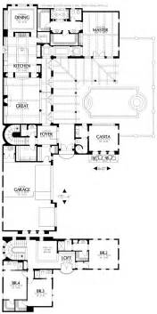 spanish style floor plans spanish courtyard house plans arts