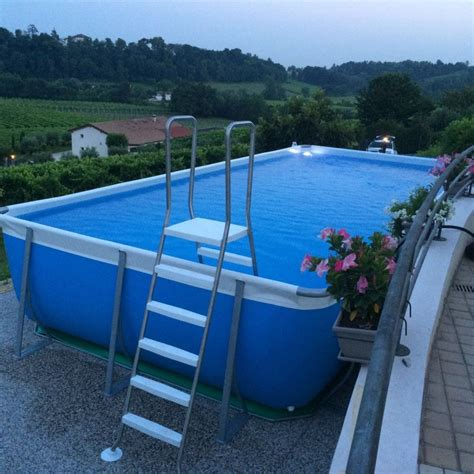 piscine giardino fuori terra piscina fuori terra da giardino