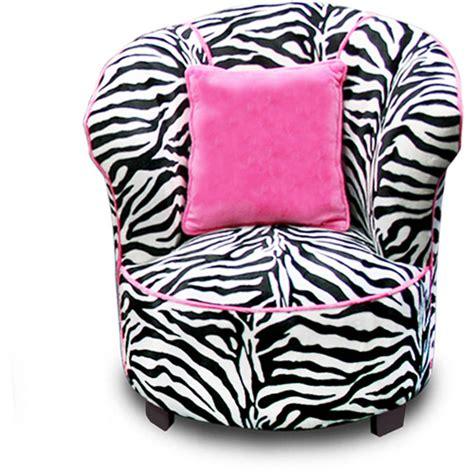 Zebra Print Bean Bag Chair Walmart by Saucer Chairs For 2015 Personal