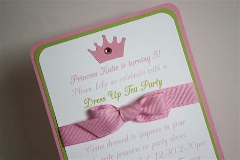 5m creations pink and green princess crown party line