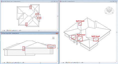 Complex Hip Roof Complex Roof