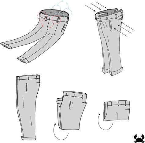 Sheleg Panjang Sai Celana the right way to fold tips tricks the o jays and