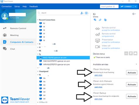 teamviewer console hide it brains in my teamviewer 13 console app