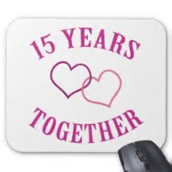 15th wedding anniversary t shirts 15th anniversary gifts
